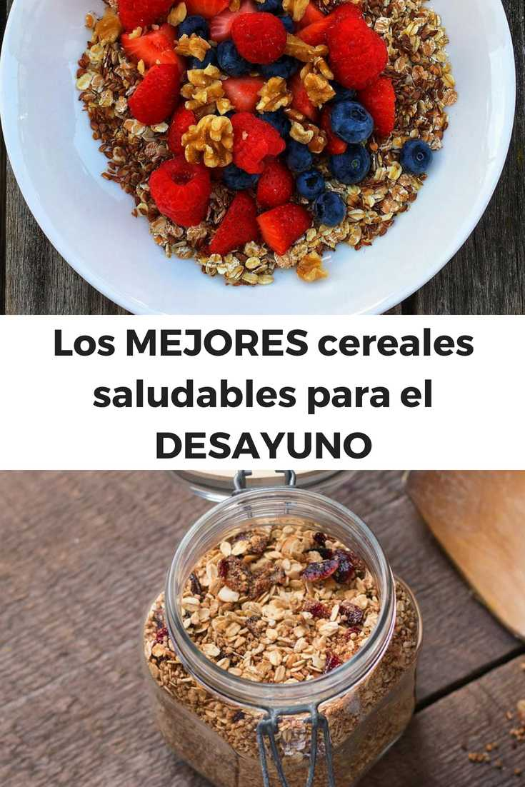 MEJORES CEREALES